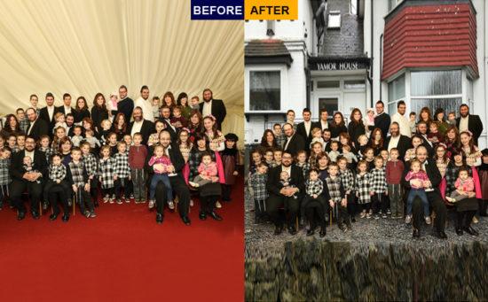 photo manipulation services